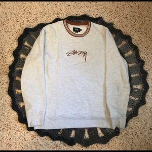 Stussy Sweater size Large
